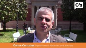 Carlos Carrizosa (Foto: Ciutadans)