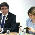 Junts per Catalunya proposa investir Puigdemont abans del 14 de maig