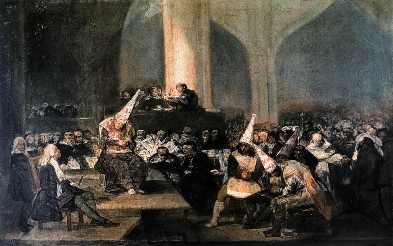 Els espanyols van ser uns experts en allò referent a la Santa Inquisición, un tribunal eclesiàstic les reminiscències del qual encara ens anem trobant en ple segle XXI.