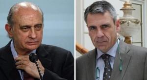 Fernández Díaz i Daniel de Alfonso (Público)