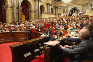 El Parlament s'ha mostrat avui digne, implacable