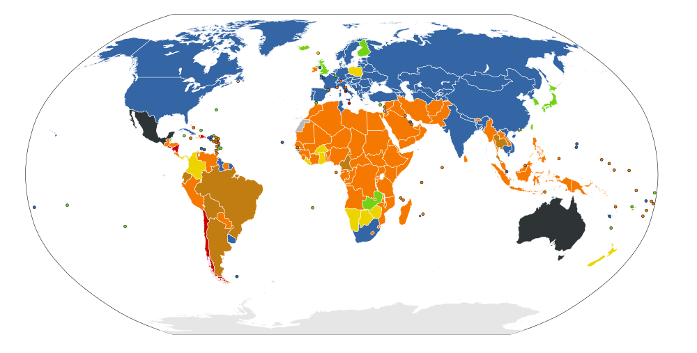 a look at the prevalence of abortion around the world Abortion policies and reproductive health around the world united nations department of economic and social affairs population division.