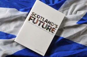 El llibre blanc sobre la independència d'Escòcia publicat pel govern d'Alex Salmond