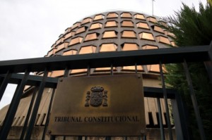 spanish constitutional court