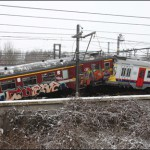 Soraya provoca que els trens s'apropin més